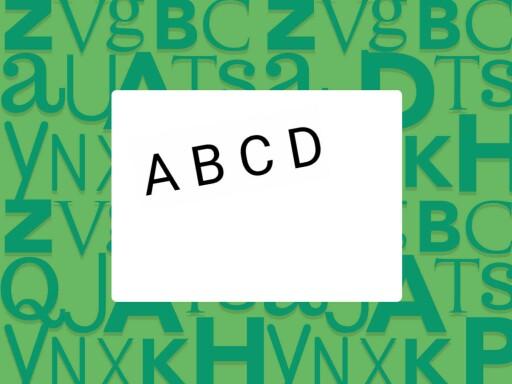 Abc by Amey Gheware