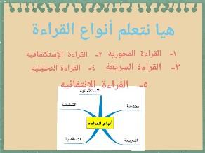 أنواع القراءة  by محمد الرشيدي