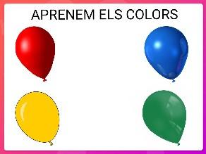 APRENEM ELS COLORS! by Alumnes espiga