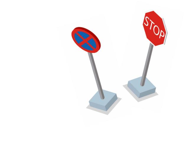 trafic signs by noura morsy