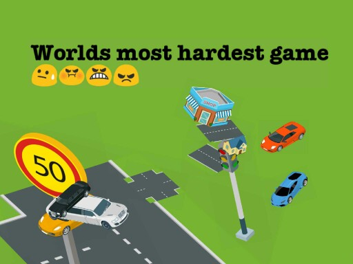 worlds most hardest game by jasiah hunter