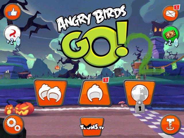 Angry Birds Go! 2 by George awrahim