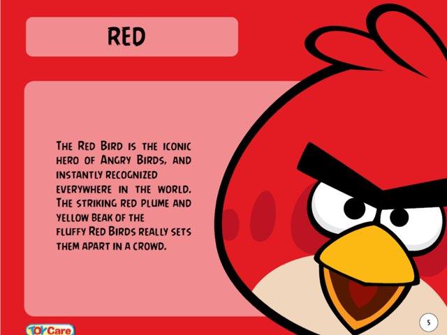 Angry Birds by George awrahim