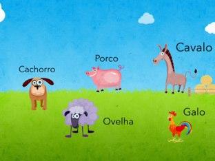 Animais Da Fazenda by Graded School