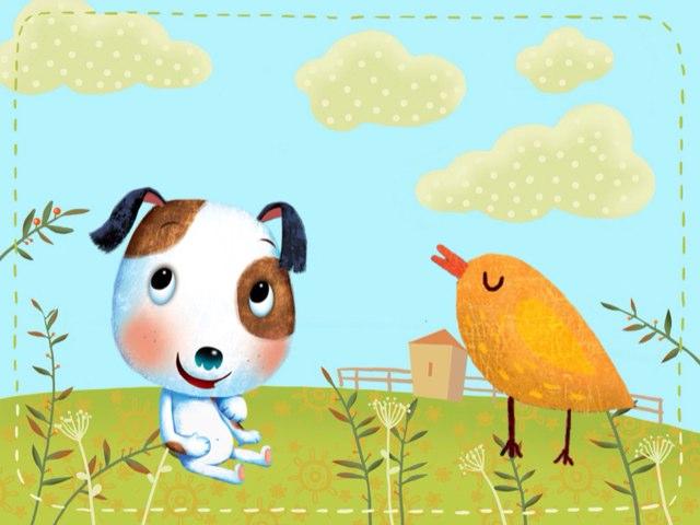 Animais Farm by Escola lápis de cor