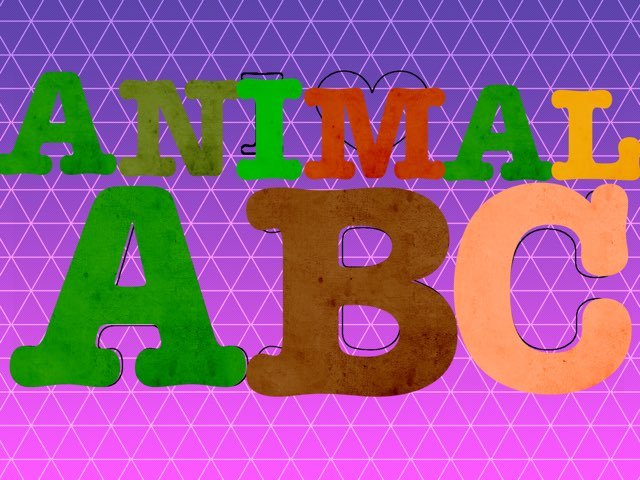 Animal Abc's by Sarah Mangel-Mammucari