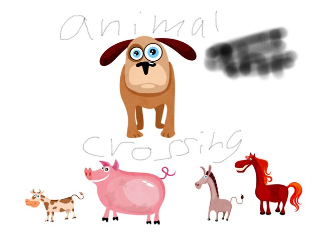 Animal Crossing by Emma McCarty