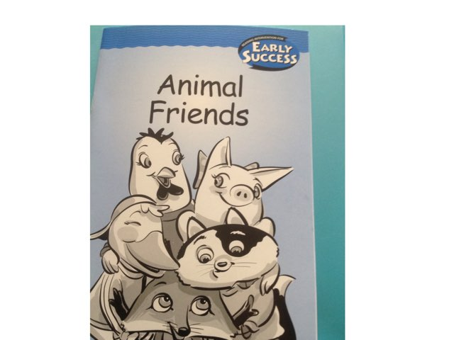 Animal Friends by Bethany Ray