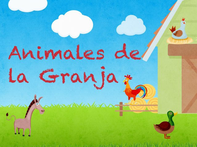 Animales De La Granja by Eveliany Ortiz