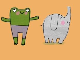 Animales Shape by Tal Forkosh