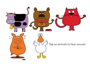 Animals Sounds by Maraia shaw