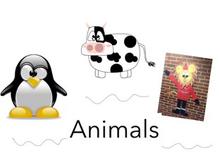 Animals With Blubber by Allison sobotka
