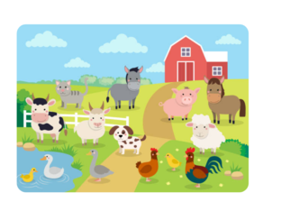 Animals by Kelly