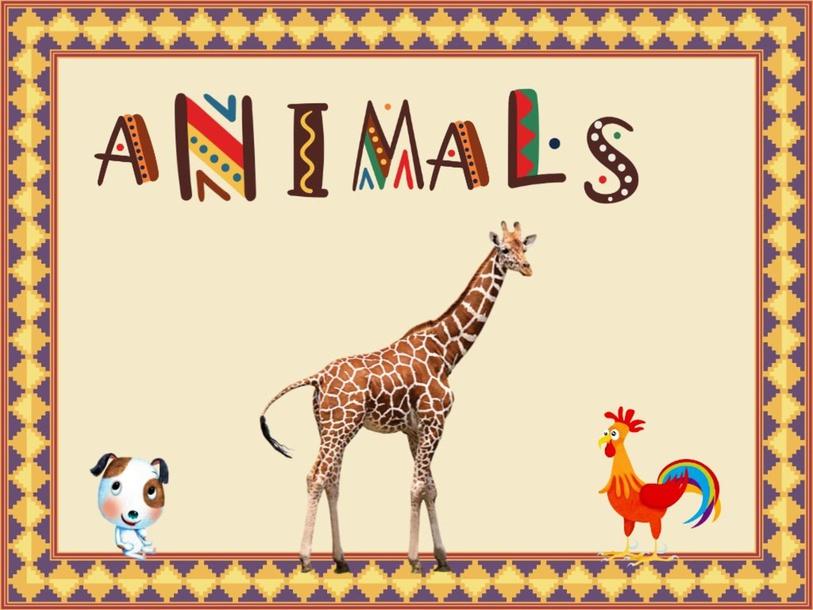 Animals (InSeT) RIL by Denden Villamor