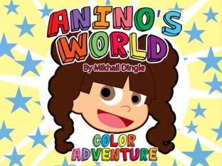 Anino's World by Mikhail Dingle