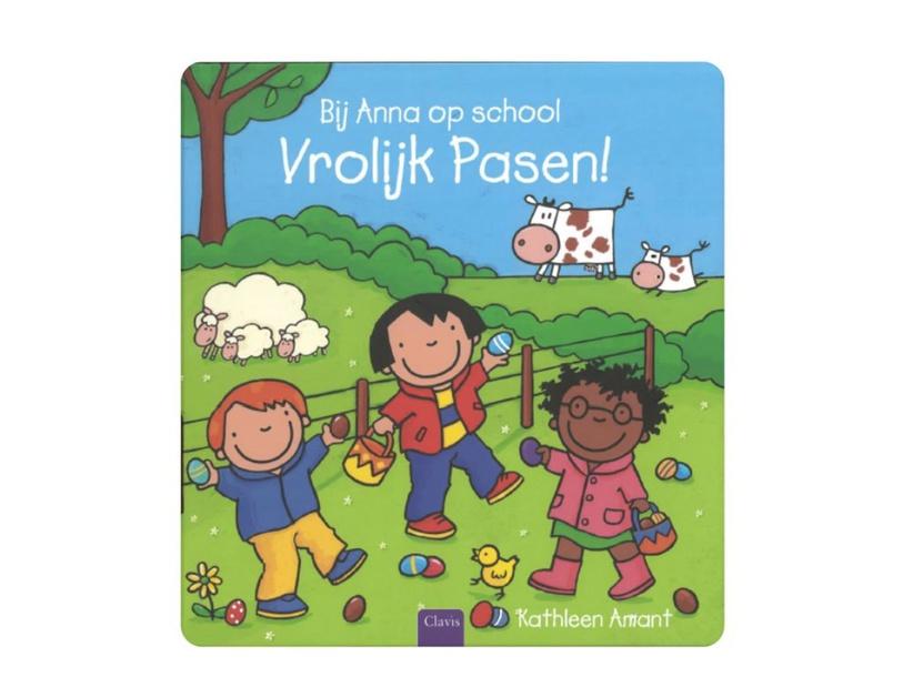 Anna op school: Vrolijk pasen / goed of fout by Elke Fioole