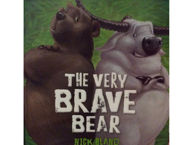 Another Bear Tale for NATALIE by Anne McIntosh