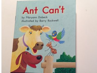 Ant Can't LLI Green Book 7 Level C Vocab Hcpss by Chanel Sanchez