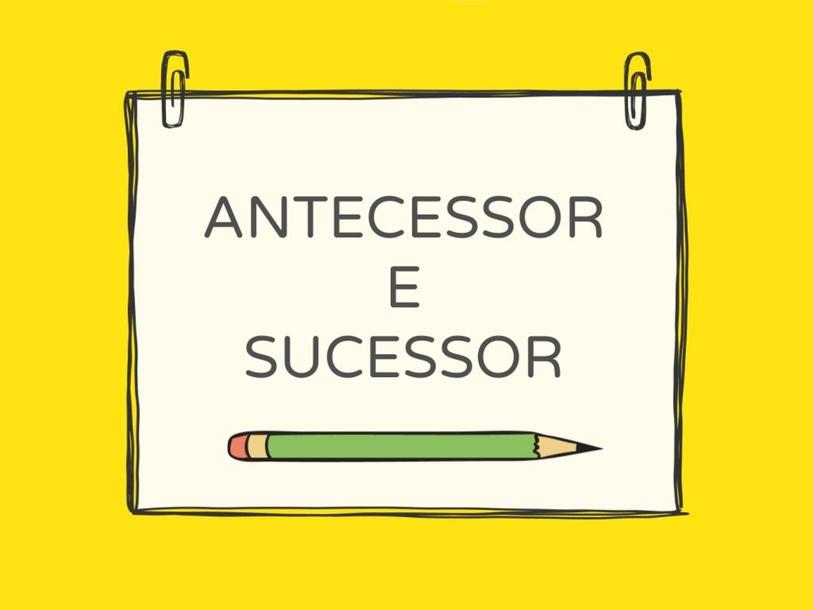Antecessorsucessor  by Mariana Facchini