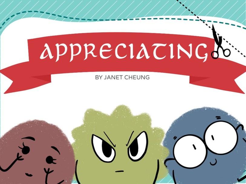 Appreciating by cl cc