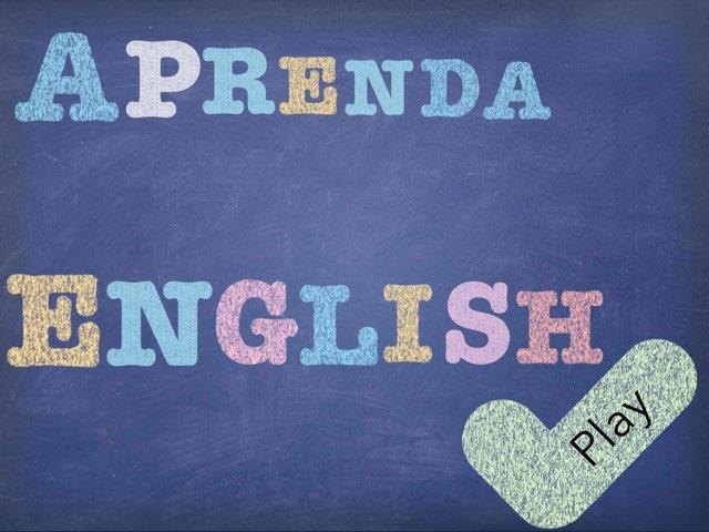 Aprenda English  by Camilly Rangel