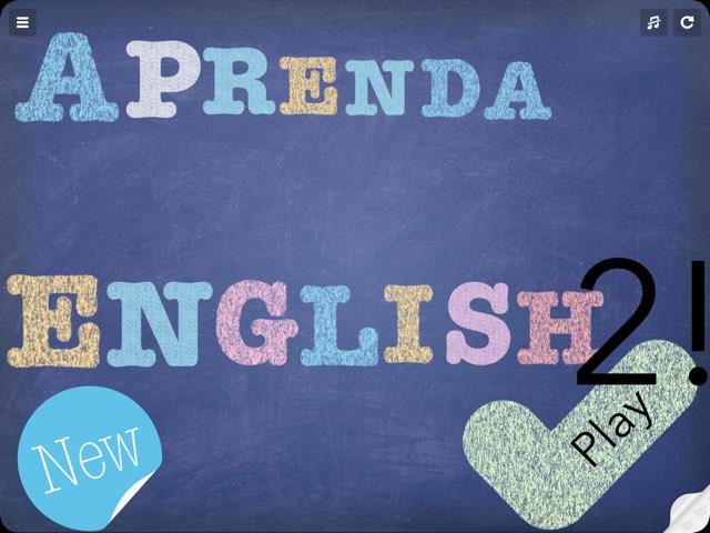 Aprenda English-2! by Camilly Rangel