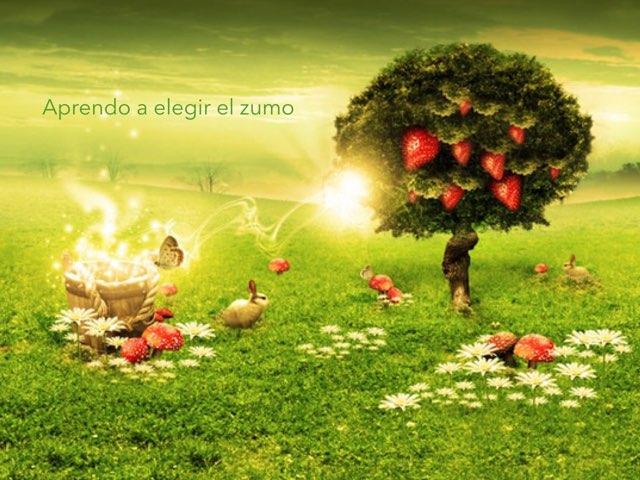 Aprendemos A Elegir El Zumo by Zoila Masaveu