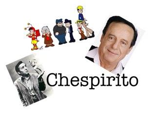 Aprendiendo La Ch De Chespirito by Pao Mancera