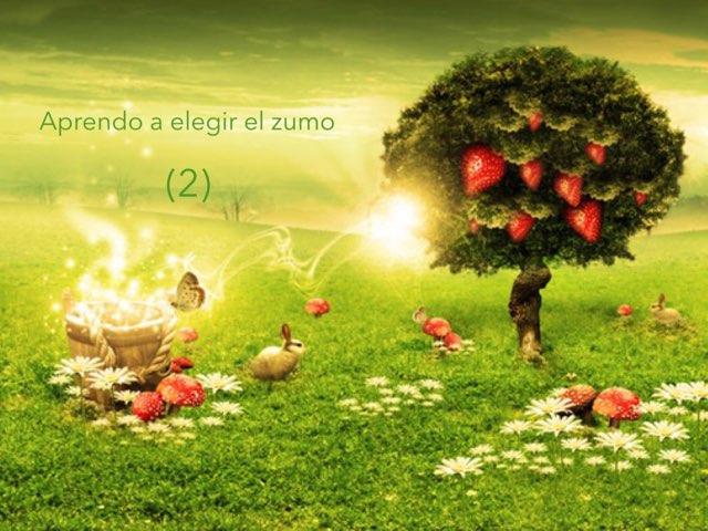 Aprendo A Elegir El Zumo (2) by Zoila Masaveu