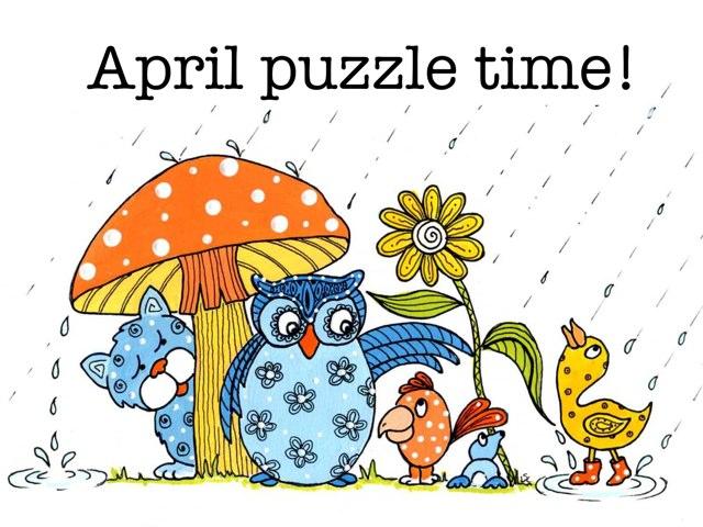 April Puzzles! Plus Video by Emilie Melnyk