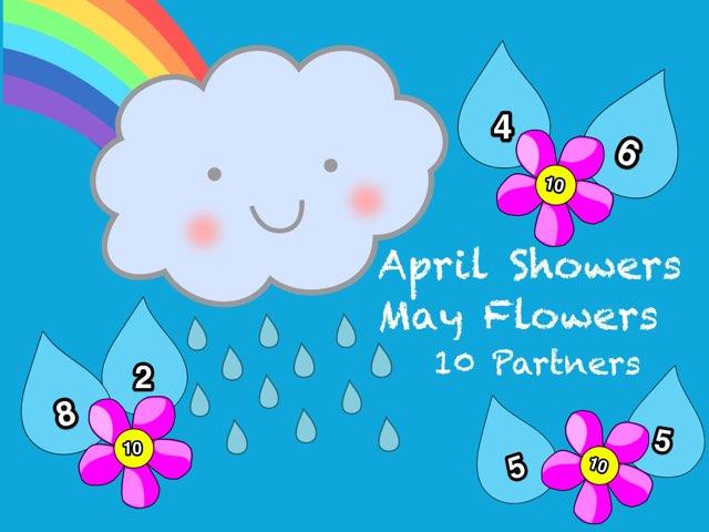 #AprilShowers Ten Partners by Jennifer