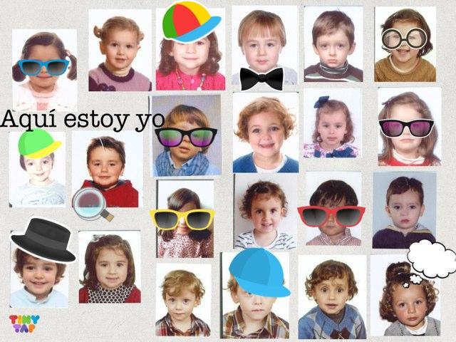 Aqui Estoy Yo by Nieves García Morán