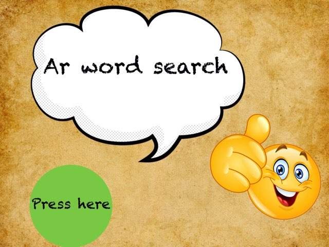 Ar Word Search (T.E.A) by Safaa Mohamed