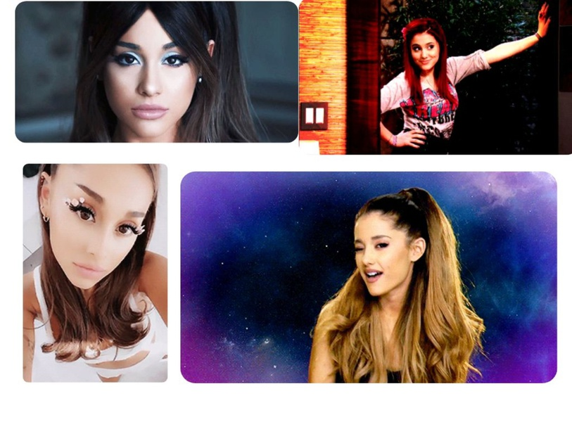 Ariana Grandefrom Victorious by smithh40129middiepride