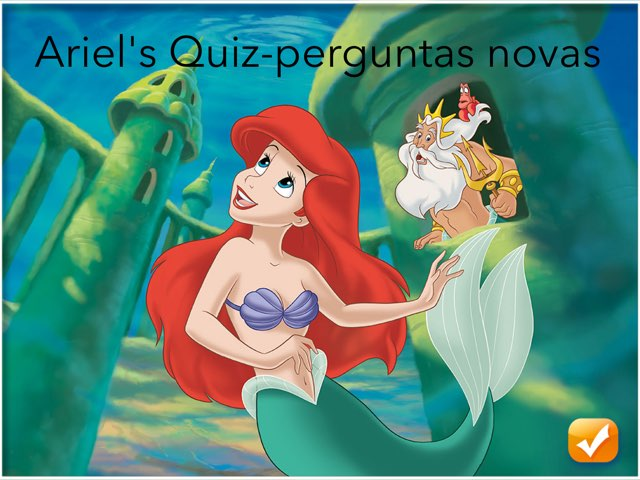 Ariel's Quiz Express by Camilly Rangel