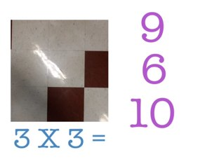 Array Multiplication  by Emily Rosenthal