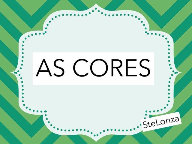 As Cores - Nosso Caminho by ۞Ste Lonza