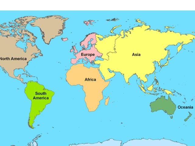 Asia Quiz by Sandford Hill