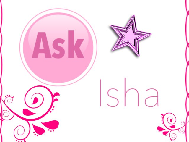 Ask Isha by Mohammad isha