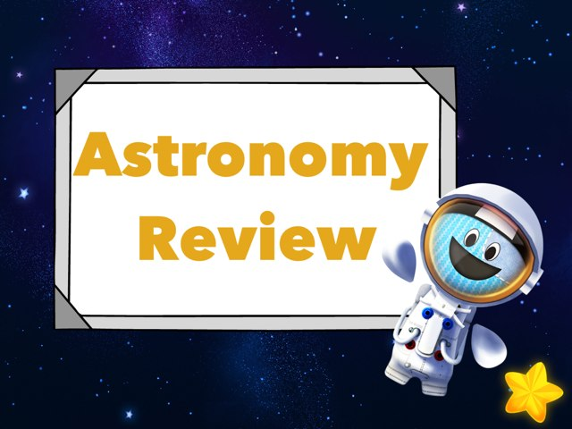 Astronomy Review by Melissa Marshall