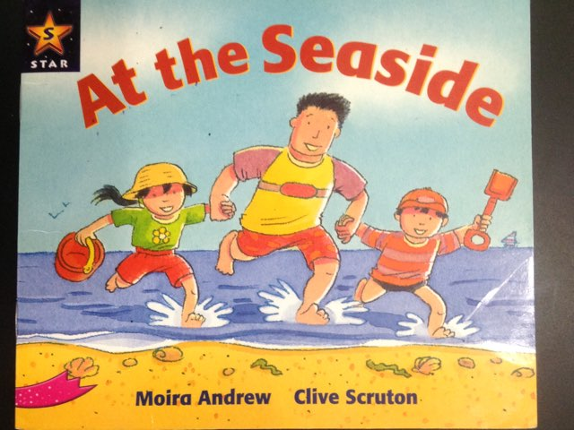 At The Seaside by Safaa Mohamed