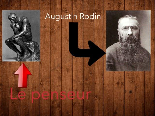 Augustin Rodin  by Classe Veronique