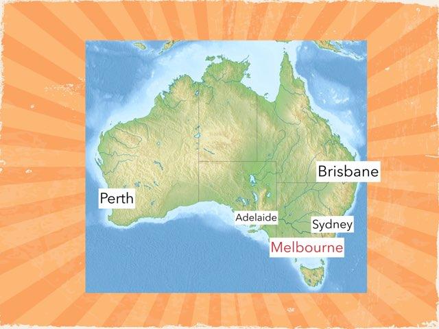 Australia Quiz Y2 by Amelia Jordan