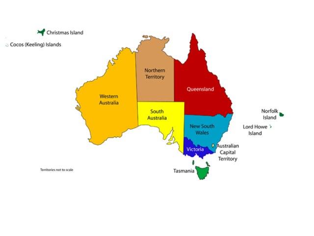 Australia Quiz by Steve Bergen