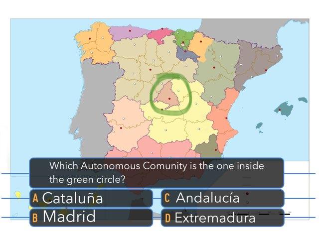 Autonomous Communities by Pablo Ribate