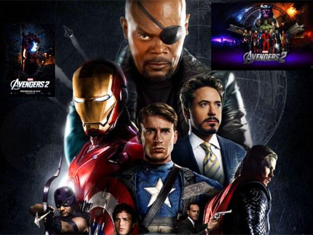 Avengers 2 by mcpake family