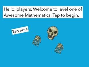 Awesome Math by Tyler Ekholm