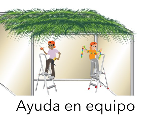 Ayuda En Equipo by Alba Calvo Simo