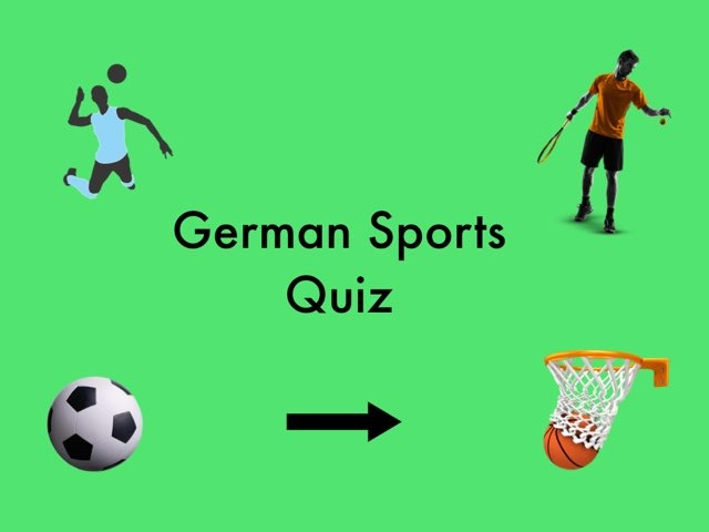 German Sport Quiz by Josh Dobos