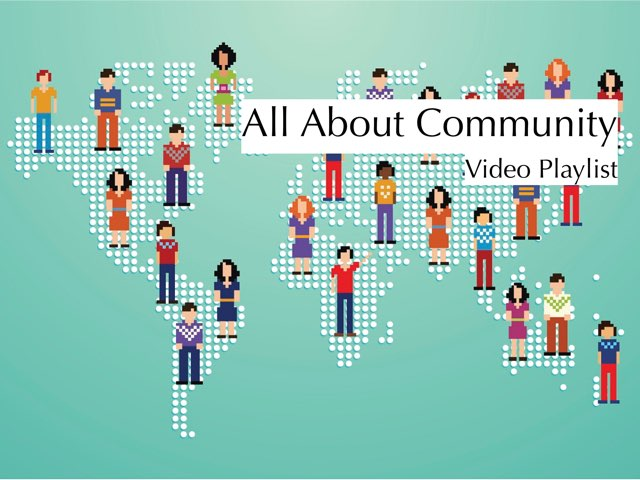 All About Community - The Good Stuff by Animated Explanations